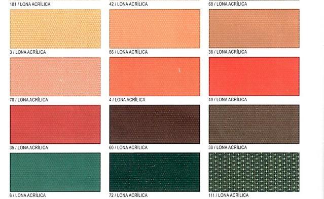 Catalogo carpas plegables alucisol - Colores de toldos ...