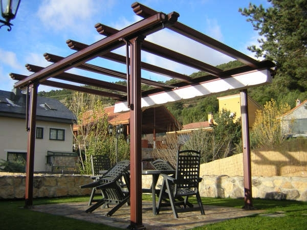 Catalogo carpas plegables alucisol for Carpas de madera para jardin